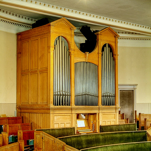 forth pipe organs